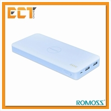 Romoss Polymos 5 5000mAh Li-Polymer Power Bank - Blue