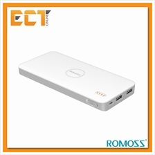 Romoss Polymos 10 Air 10000mAh Li-Polymer Power Bank - White