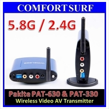 Original Pakite PAT-630 PAT-330 Wireless AV Transmitter Astro / DVD