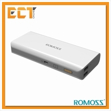 Romoss Solo 5 10000mAh Li-Polymer Power Bank - White