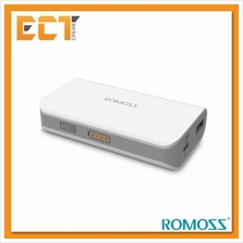 Romoss Solo 2 4000mAh Li-Polymer Power Bank - White