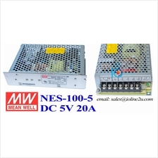 Mean Well NES-100-5 5V 20A 100W switching power supply meanwell PSU Taiwan