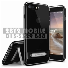 [Ori] Verus VRS Design Crystal Bumper iPhone 7 8 Plus Jet Black CSTOCK