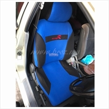 Type R Car Seat Cover Universal Styling Car - Blue PROTON PERODUA
