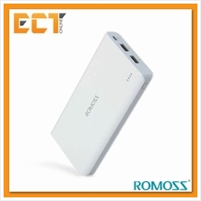 Romoss Solo 6 16000mAh Li-Polymer Power Bank - White