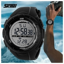 Original SKMEI 1025 Men Sport Watch Water Resistant 50M Similar Casio