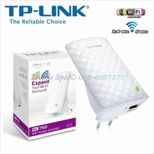 TP-LINK RE200 AC750 WiFi Repeater Wireless Extender Booster Dual Band
