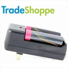 2015 New Universal Charging Charger Li-ion Battery 18650 14500 10440