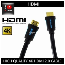 VENTION HDMI 2.0 Cable 2 Meters (Black)