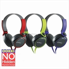 CLiPtec URBAN ROXX Multimedia Stereo Headset BMH834