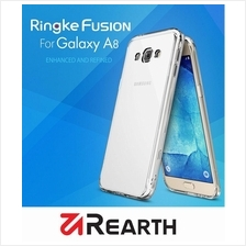 [Clear] Rearth Ringke Fusion Case for Galaxy A8 (2015 & 2016)