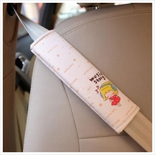 Music Boxman Car Safety Belt Sleeve 100% Cotton Upholstery