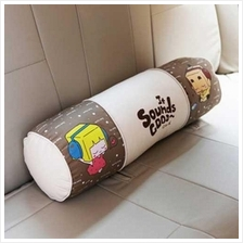 Music Boxman 100% Cotton Car seat Strip pillow