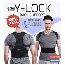 Back Bone Pain Y-Lock Posture Waist Support Stooping Corrector Sport