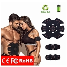 New Rechargeable EMS Muscle Training Gear Smart Body Gym Slim Trainer