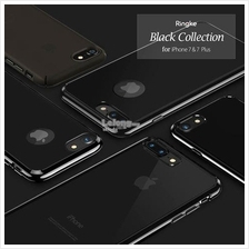 [Ori] Ringke Fusion Slim Case [Black] - iPhone 7 / 7 Plus / 8 / 8 Plus