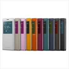 Galaxy Note 3 4 & Note 3 Neo S View Flip Case Sleep Mode Function
