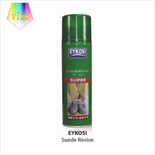 Nano Waterproof Anti Dust Coloring Repair Spray Eykosi Suede Revive (Light Bei