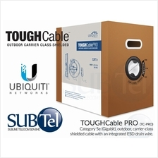 TC-PRO SFTP Outdoor Shielded TOUGH Cable PRO Cat5e Twisted Pair UBNT
