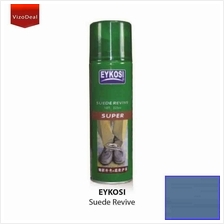 Nano Waterproof Anti Dust Coloring Repair Spray Eykosi Suede Revive ( Navy col