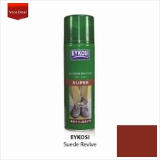 Nano Waterproof Anti Dust Coloring Repair Spray Eykosi Suede Revive ( Red )