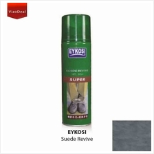 Nano Waterproof Anti Dust Coloring Repair Spray Eykosi Suede Revive ( Grey )