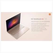 Original Xiaomi Notebook Air 13 Laptop i5 8GB 256GB 1920*1080 FHD IPS