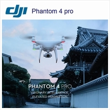 Ori DJI Phantom 4 PRO * Cmos 20MP 5 Sensor direction Drone 30min rdysk