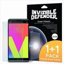 LG V20 Screen Protector, Invisible Defender [Full Coverage][2-Pack]