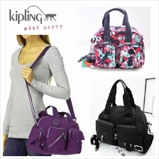 Kipling Handbag Cross Body Bag Travel Waterproof Nylon SALES!!! )