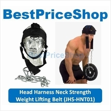 Head Harness Neck Strength Weight Lifting Strap Belt Boxing JHS-HNT01