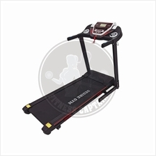 Fitness 2.5HP Heavy Duty Gym 10 In 1 Home Motorized Treadmill