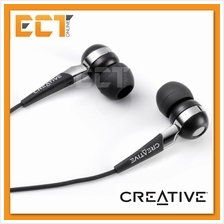 Creative EP-830 In-Ear Earphones with Noice-isolation capability