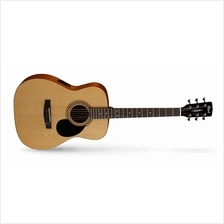 CORT AF-510E - Acoustic Guitar with Pickup (FREE Bag, Tuner, Strap, et