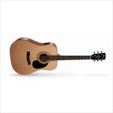 CORT AD-810E - Acoustic Guitar with Pickup (FREE Bag, Tuner, Strap, et