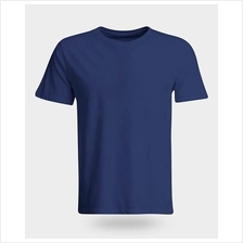 100% Cotton fully combed coloured plain T-shirt- 17 colors)