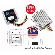 DC-DC 12V/24V 10~40V DC step down to 5V 10A power converter Buck Sealed IP68 S