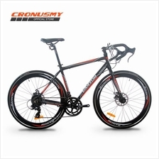 [Cronus.my] Garion G70016 700C x 23C Alloy Racing Bike 14 Speed