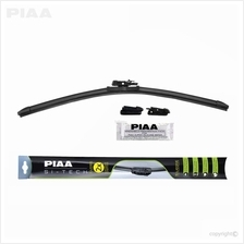 PIAA Si-Tech Flat Silicone Wiper with multi adapter