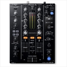 PIONEER DJM-450K - 2-Channel DJ Mixer (FREE Headphones)