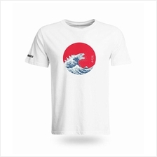 Japanese GODZILLA Wave T-shirt