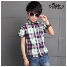 Kids Age 4  – 12 ~Checkered Design Top  & Pants~ Pre-order)