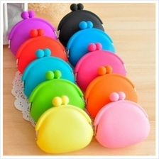03573 Korean version quality silicone cute purse
