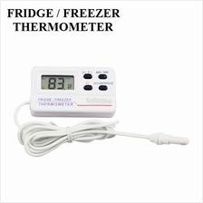Fridge Refrigerator Freezer Digital Alarm Temperature Thermometer