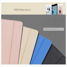 ROCK Touch Flip Stand Slim Leather Smart Cover Case Apple iPad Mini 4