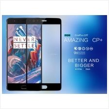Nillkin CP+ Full Fit Screen Cover Tempered Glass Oneplus 3
