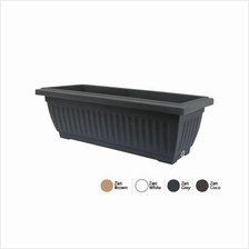 BABA EXTRA LARGE PLASTIC PLANTER BOX GARDEN FLOWER POT VEGETABLE