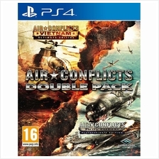 Ps4 Air Conflicts Vietnam  & Pacific Carriers Double Pack R2