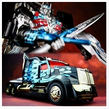 KBB Transformers Alloy Part AD31 Optimus Prime Figure Oversized 30CM