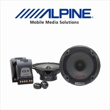 Alpine SPG-17CS Type-G 6.5 inch Type-G Car Component Speakers 70W RMS